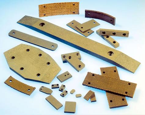 Reibbeläge Und Industriebeläge Für Den Maschinenbau Leicht